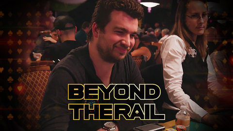 Beyond the Rail | Chris Moorman