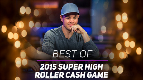 Best of Super High Roller Cash Game