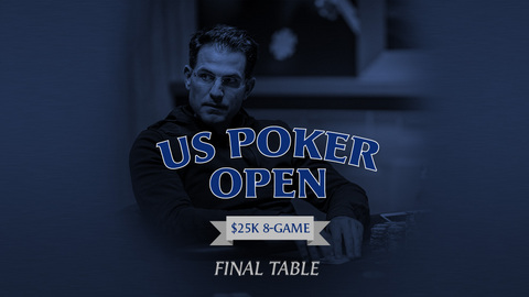 U.S. Poker Open 2019 | Event #8 $25K Mixed Game | Final Table