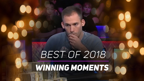 Best of 2018: Winning Moments