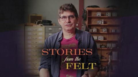 Stories from the Felt | Steve Albini Cashes In