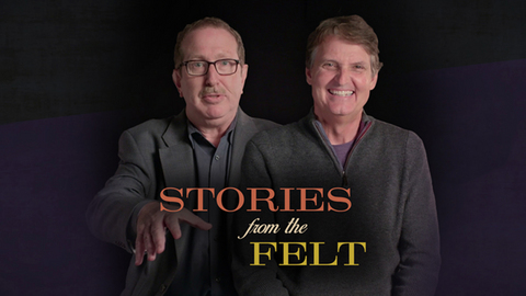 Stories from the Felt | Norm and Lon