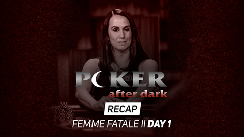 Poker After Dark Recap