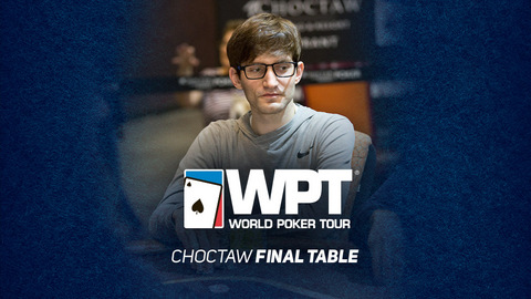 WPT Choctaw | Final Table