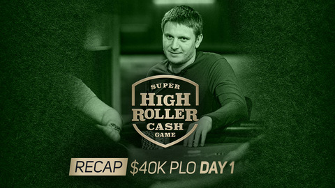 Super High Roller Cash Game Recap
