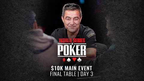 WSOP 2019 $10K Main Event | Final Table | Day 3 (ESPN)