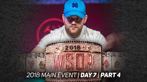 PokerGO - 2018 WSOP Main Event | Episode 9