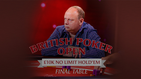 BRITISH POKER OPEN 2019 | EVENT #3 £10K NLH | FINAL TABLE