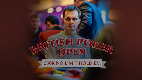 BRITISH POKER OPEN 2019 | EVENT #9 £50K NLH | FINAL TABLE