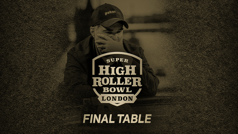 SUPER HIGH ROLLER BOWL LONDON 2019 | DAY 2