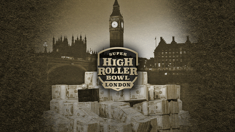 SUPER HIGH ROLLER BOWL LONDON 2019 | FINAL TABLE