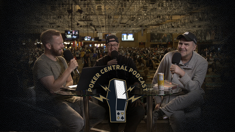 Poker Central Podcast   Norm Macdonald's Summer Stories
