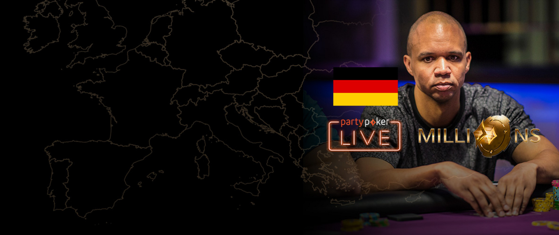 partypoker MILLIONS Europe | €100K NLH | Final Day (German)