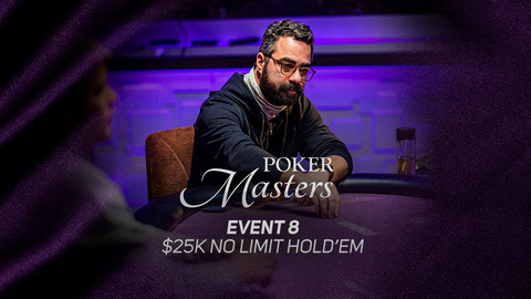 POKER MASTERS 2019 | EVENT #8 $25K NLH | FINAL TABLE