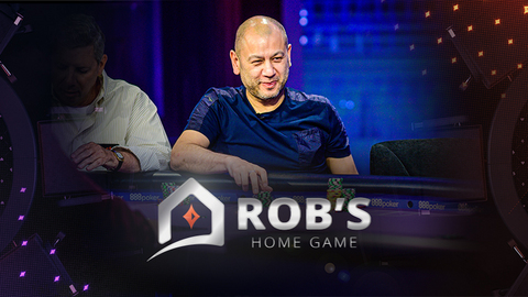 Rob's Home Game | Day 1