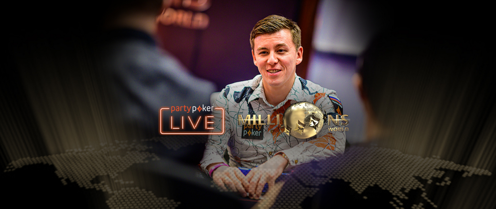 partypoker MILLIONS World 2019 | $10K Main Event | Day 1A