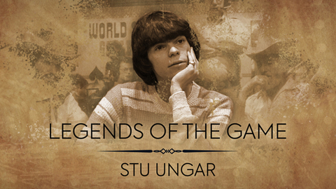 Legends of the Game | Stu Ungar
