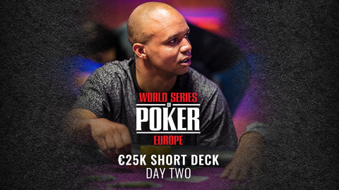 WSOP EUROPE 2019 €25K HIGH ROLLER SHORT DECK NO LIMIT HOLD'EM | FINAL TABLE