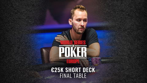 KING'S CASINO 2019 €100K HIGH ROLLER SHORT DECK NO LIMIT HOLD'EM | FINAL TABLE