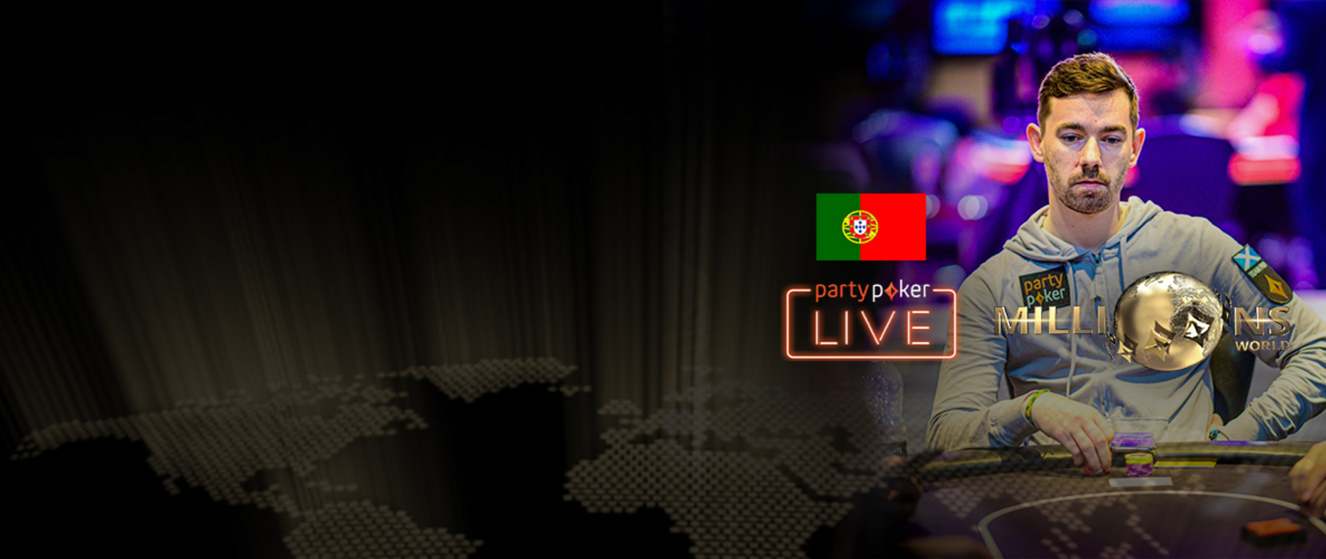 partypoker MILLIONS World 2019 | $10K Main Event | Final Day (Portuguese)