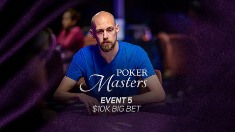 POKER MASTERS 2019 | EVENT #5 $10K BIG BET MIX | EARLY ACTION