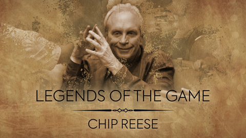 Legends of the Game | Chip Reese