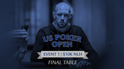 U.S. POKER OPEN 2020 | EVENT #1 $10K NLH | FINAL TABLE
