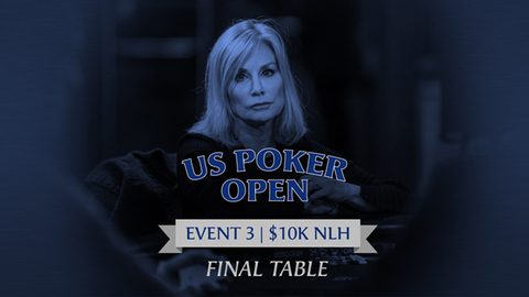 U.S. POKER OPEN 2020 | EVENT #3 $10K NLH | FINAL TABLE