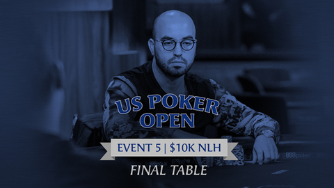 U.S. POKER OPEN 2020 | EVENT #5 $10K NLH | FINAL TABLE