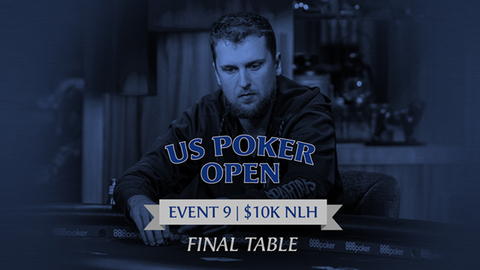 U.S. POKER OPEN 2020 | EVENT #9 $10K NLH | FINAL TABLE