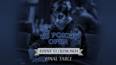 U.S. POKER OPEN 2020 | EVENT #11 $25K NLH | FINAL TABLE