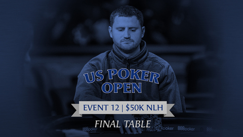 U.S. POKER OPEN 2020 | EVENT #12 $50K NLH | FINAL TABLE