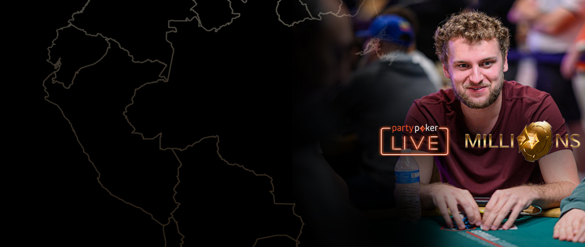 PARTYPOKER MILLIONS SOUTH AMERICA 2020 | $10K MAIN EVENT | DAY 2