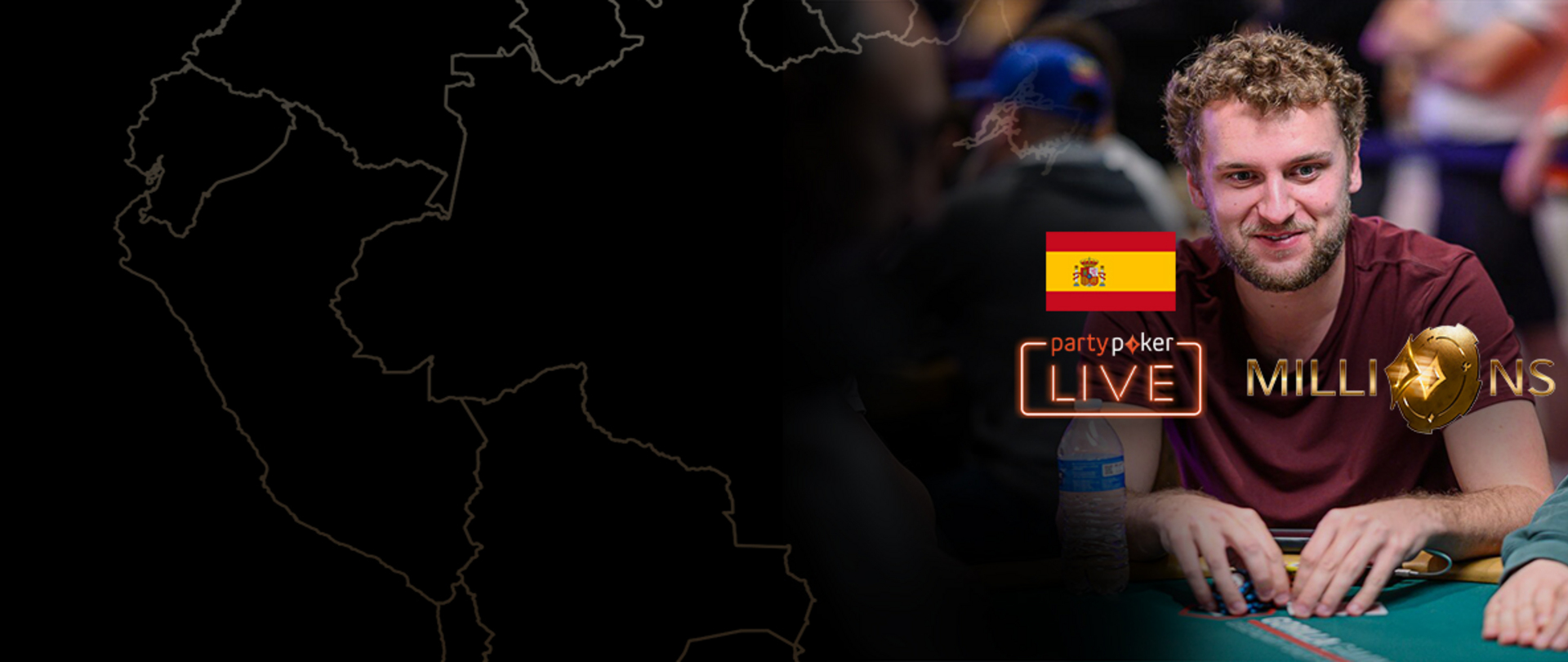 PARTYPOKER MILLIONS SOUTH AMERICA 2020 | $10K MAIN EVENT | DAY 2 (SPANISH)