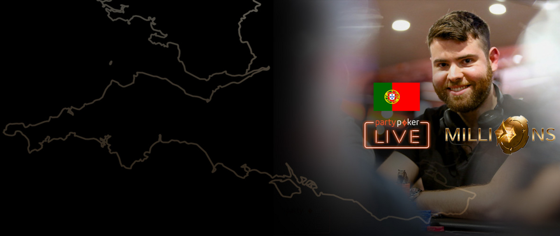 partypoker MILLIONS UK 2020 | $10K Main Event | Day 2 (Portuguese)