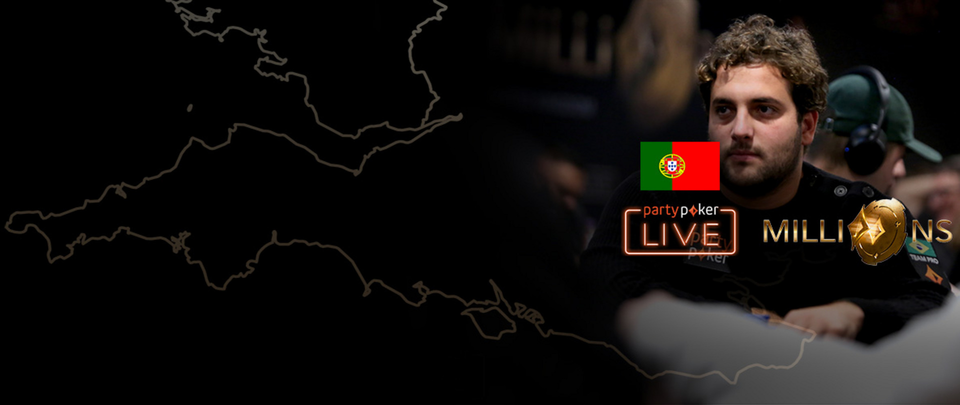 partypoker MILLIONS UK 2020 | $10K Main Event | Day 3 (Portuguese)