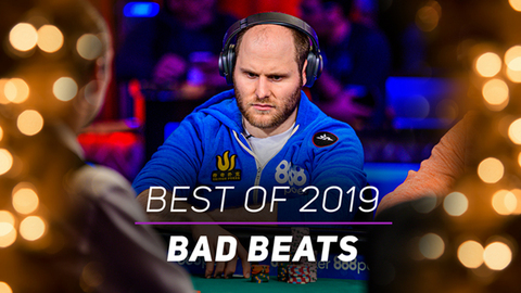 Best of 2019  | Bad Beats