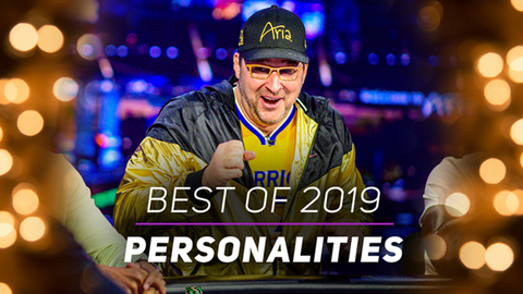 Best of 2019  | Personalities