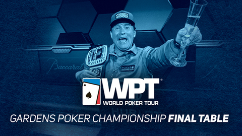 WPT GARDENS POKER CHAMPIONSHIP 2020 | FINAL TABLE