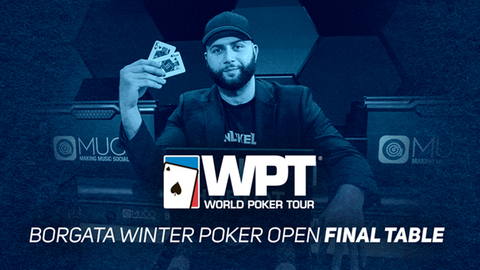 WPT BORGATA WINTER POKER OPEN 2020 | FINAL TABLE
