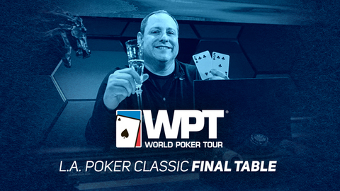 WPT L.A. POKER CLASSIC 2020 | FINAL TABLE