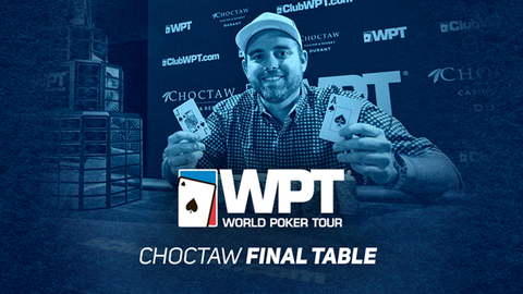 WPT CHOCTAW 2020 | FINAL TABLE