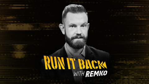 RUN IT BACK WITH REMKO