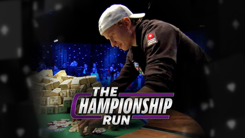 The Championship Run | Episode 6 | Peter Eastgate