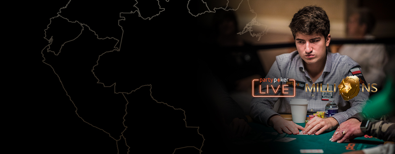 partypoker MILLIONS South America 2020   $10K MAIN EVENT   FINAL DAY