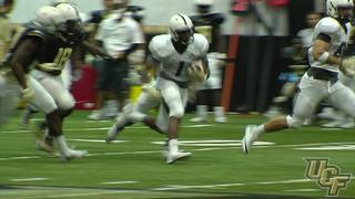 UCF Fall Camp 2016: Full Contact