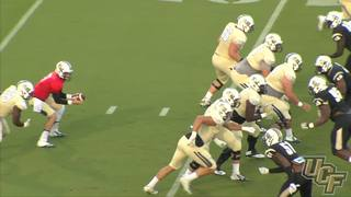 HIGHLIGHTS: 2016 UCF Spring Game