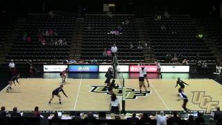 RECAP: UCF Volleyball in Holiday Inn Orlando East UCF Area Invitational Day 1 (8-26-2016)