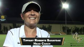 RECAP: UCF Women's Soccer vs UMass; Coach Roberts Sahaydak's 100th Win (8-25-16)
