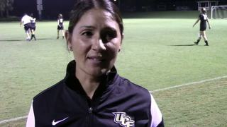 RECAP: UCF Women's Soccer at Stetson (9-4-16)